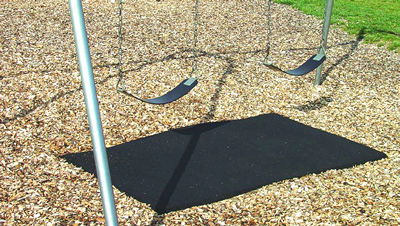 replacement playground mats